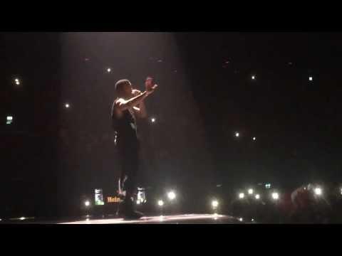 Drake - No New Friends, Bitches Love Me live in Amsterdam