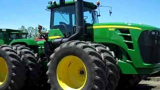 Video 2009 JD 9530 4WD Tractor Selling on Davenport, IA Auction June 9, 2010 download MP3, 3GP, MP4, WEBM, AVI, FLV November 2017