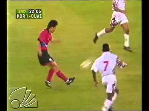 QWC 1998 South Korea vs. United Arab Emirates 3-0 (04.10.1997)