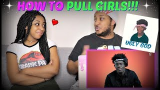 "Ugly God On How To Pull Girls When You're Ugly! ""Relationship Advice"" REACTION!!!"