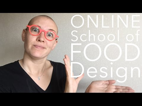 Welcome to the Online School of Food Design©