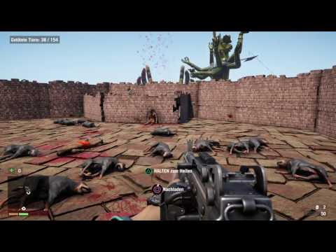 Far Cry® 4- Map Editor- Monster Hunter 2 [NEW MAP 2016]