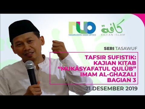 Kajian Islam Kaffah - Tasawuf - 21 Desember 2019 ...