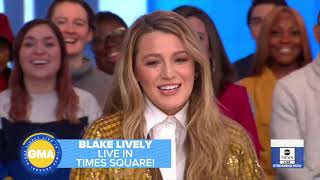 Blake Lively BEING ICONIC for 7 minutes and 23 seconds
