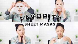 Favorite Asian Moisturizing Facial Sheet Masks, sheet masks, facial masks, asian beauty, asian masks
