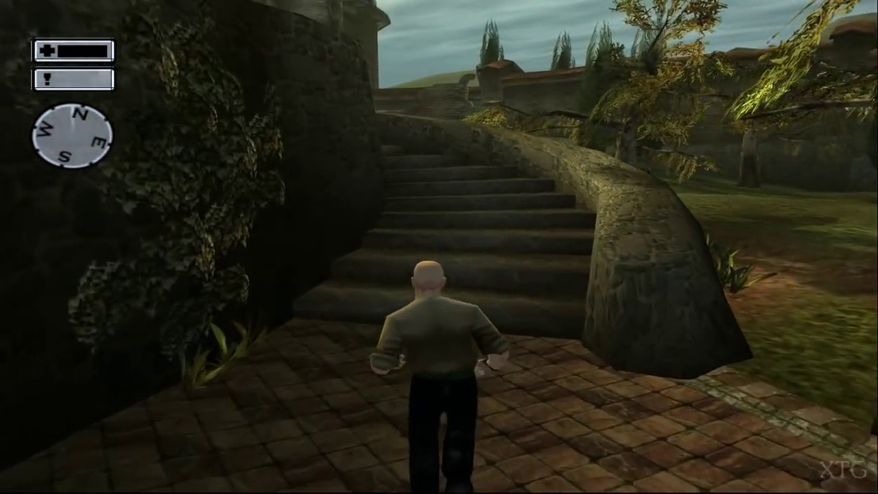 Hitman 2 Silent Assassin Ps2 Gameplay Hd Pcsx2 Youtube