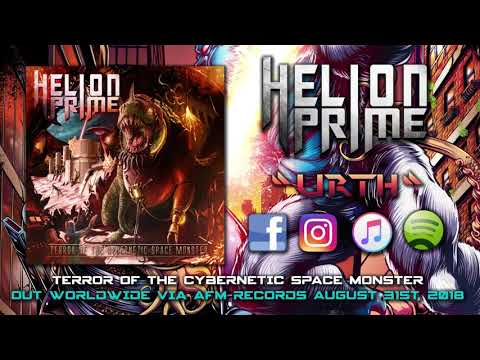 HELION PRIME - Urth (2018) // Official Lyric Video // AFM Records