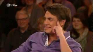 Markus Lanz am 29.02.2012 / Teil 1 - Gast :  Matze Knop