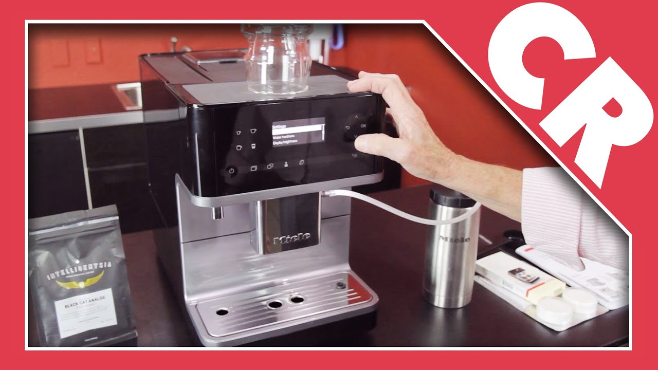 Crew Review Miele Cm 6310 Coffee System Make Coffee You Love