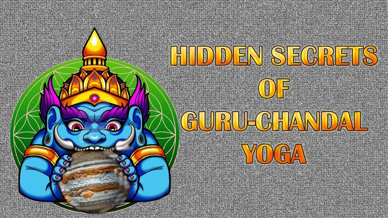 Secret & Hidden Results of Guru Chandaal Yoga in Astrology   Unknown  Results -English + Russian