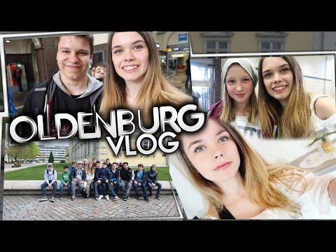 VLOG | Oldenburg, Zuschauertreffen, Pizza | CuzImSara