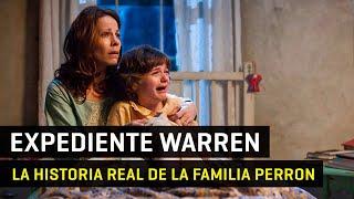 La Escalofriante Historia Real De La Familia Perron De Expediente Warren The Conjuring Youtube