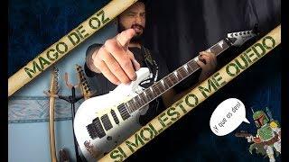 [Metal] Si molesto me quedo - Mägo de Oz (Cover by Richard)