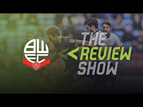 THE REVIEW SHOW | Bolton Wanderers Vs Derby County - YouTube