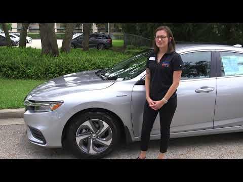 2018 Honda Insight
