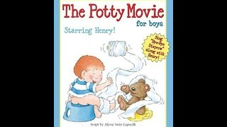 Opening To The Potty Movie For Boys 2007 DVD