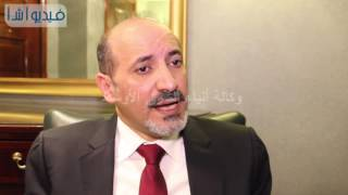 بالفيديو .. رئيس تيار الغد السورى: الثورة السورية ليست ثورة اخوان