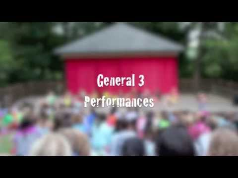 General Session 3 Performances 2015