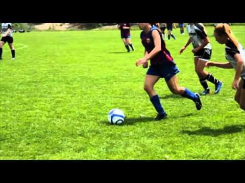 Danielle Soccer Video