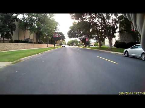 Peoria, Illinois - Malvern Lane and Bradley University Campus