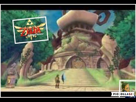 Guia De Zelda Skyward Sword :Templo De La Contemplación Cap.5