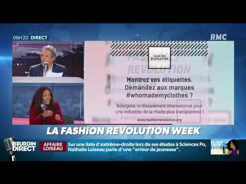 """""""J'ai testé pour vous"""": la fashion revolution week"""