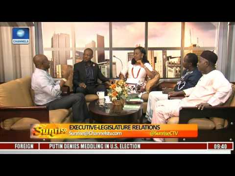 Legal Practitioners Weigh In On Relations Between Executive & Legislature Pt 3
