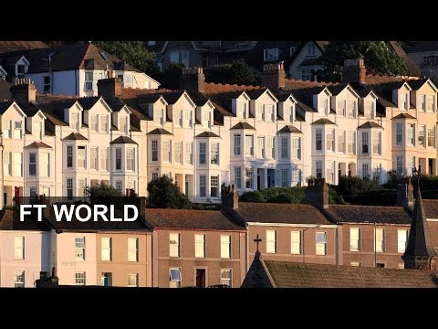 British middle class splits in two | FT World