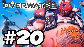 Overwatch - Osa 20 Roadhog!