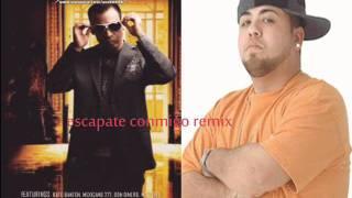 Escapate Conmigo Remix Wolfine Ft ejo original Prod. By Chris Jeday.mp3