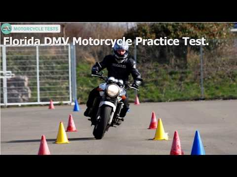 Florida DMV Motorcycle Practice Test