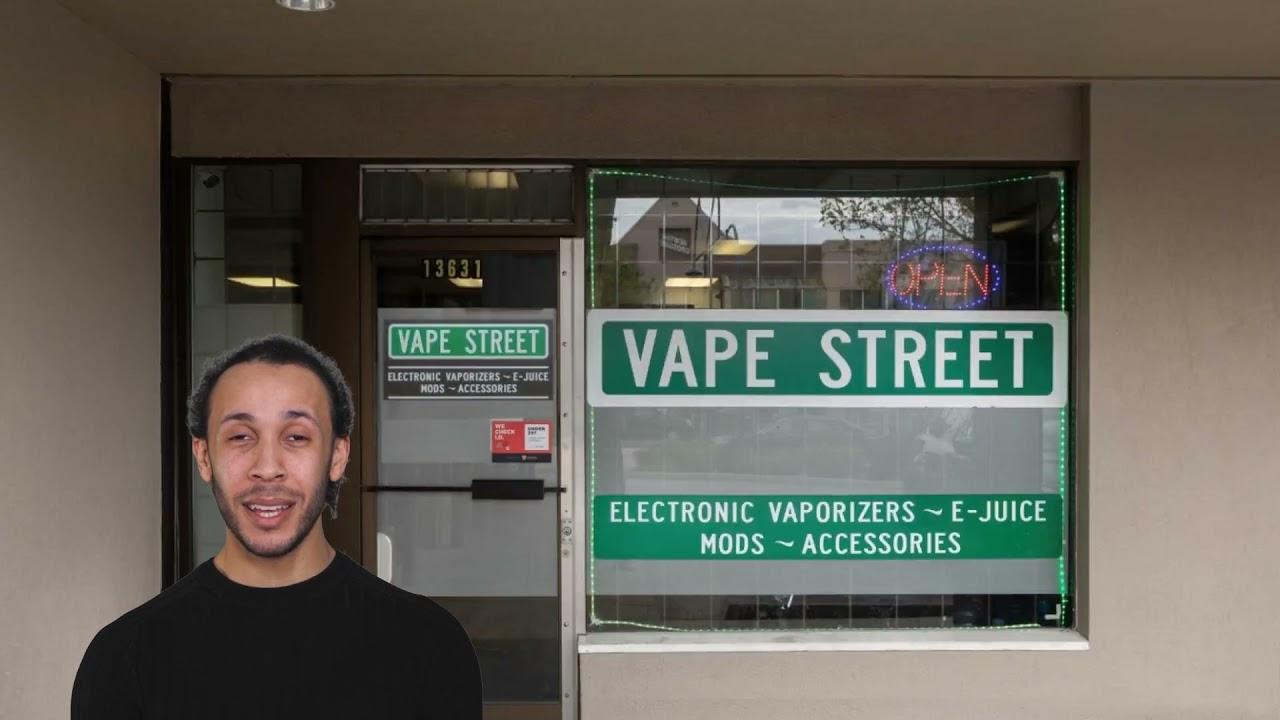 Vape Street Shop in Surrey, BC