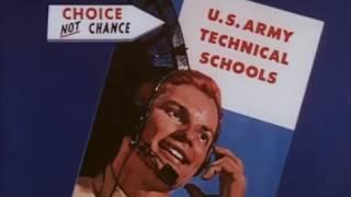 Looney Tunes - 1957 - Army Recruitment Cartoon: Drafty, isn