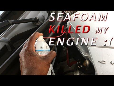 SEAFOAM RUINED MY CAR - Check Engine Light + Limp Mode... | Dream Driven 058
