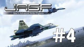 J.A.S.F. Jane's Advanced Strike Fighters: Mission 4 - Weapons Grade