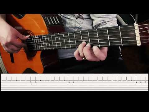 Puerto Tirol  Guitarra Tutorial By Profe Roberto