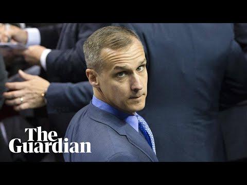 Donald Trump's former aide Corey Lewandowski testifies before House committee – watch live