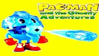Pacman | Pacman and The Ghostly Adventures | Pacman y las aventuras fantasmales - Videos de Juguetes