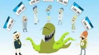 Wie funktioniert Geld?- MAX VON BOCK- Teil 3 von 3 (Bitte ansehen und verbreiten!) (NDZ)