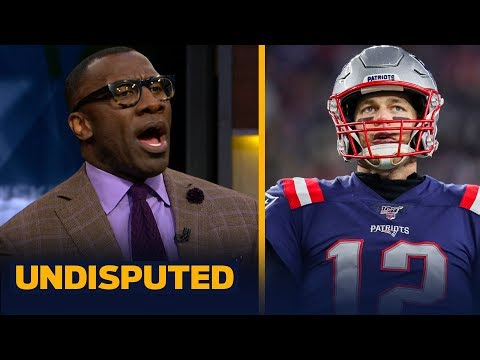 Brady gets credit for Patriots' wins, he should take blame for losses — Shannon | NFL | UNDISPUTED