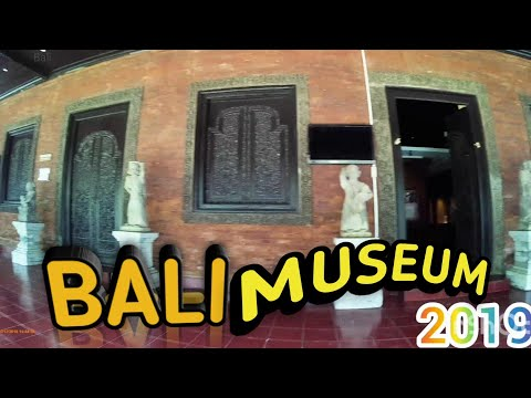 Visit Bali Museum in the last year of 2019