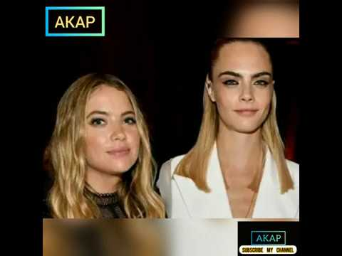 Cara Delevingne praises girlfriend Ashley Benson's nude photos
