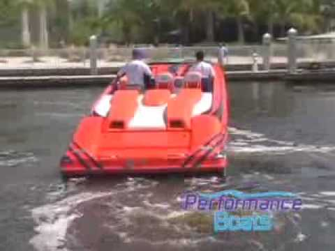 Nor-Tech 5000V Boat For Sale.flv