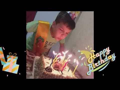 День рождения брата!