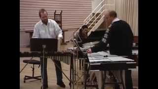"Vagn Holmboe - ""Epos"" 2 Pianos and Percussion"