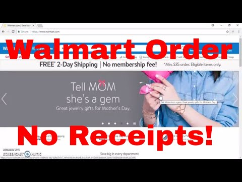 Drop Shipping eBay  How I Place Order for Walmart Products w