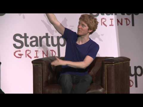 A Fireside Chat with Stripe's Co founder + CEO, Patrick Collison ...