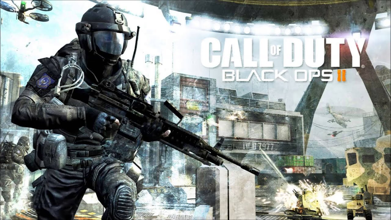 Call Of Duty Black Ops 2 Wallpaper Hd Youtube