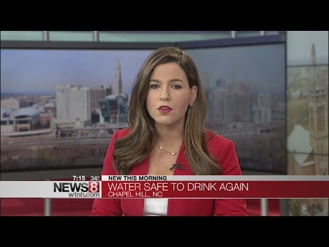 North Carolina water system lifts do-not-use status