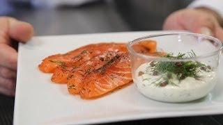 Saumon Confit façon Gravlax - Envie de Bien Manger